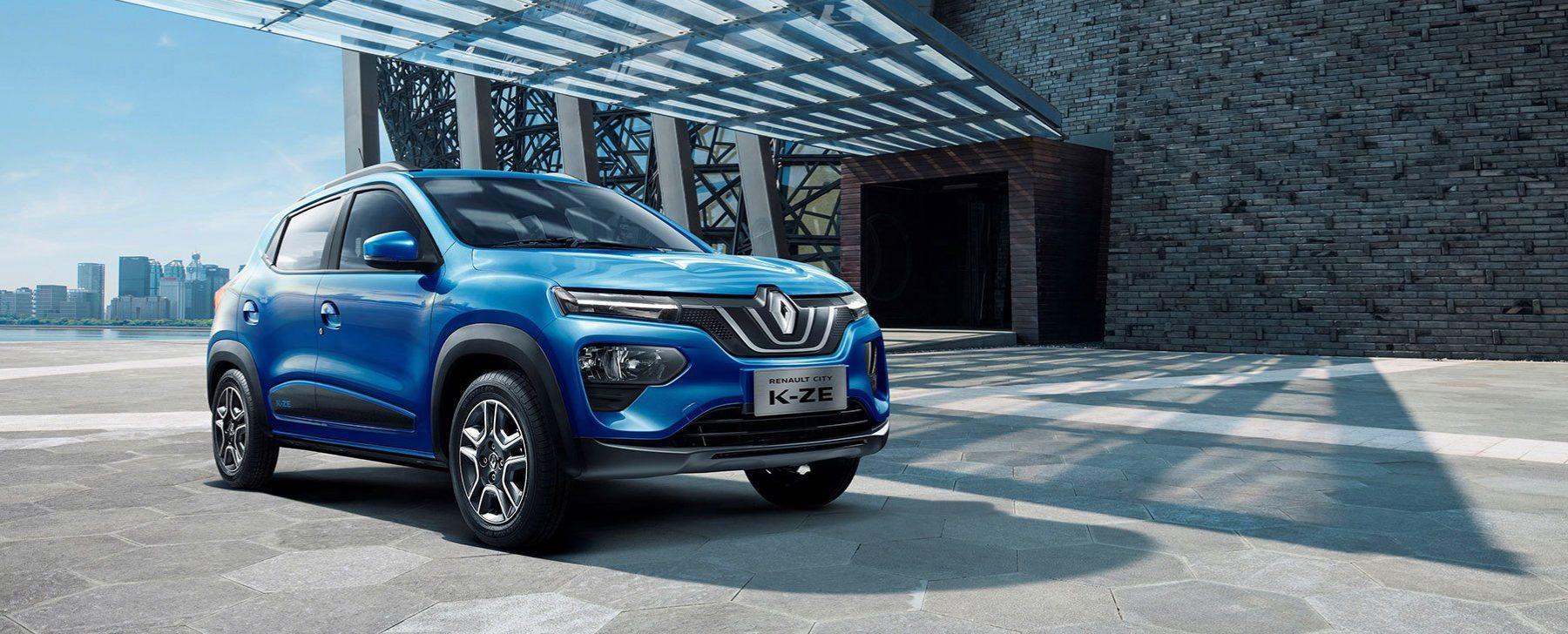 El nuevo eléctrico de Renault es un SUV pequeño y barato