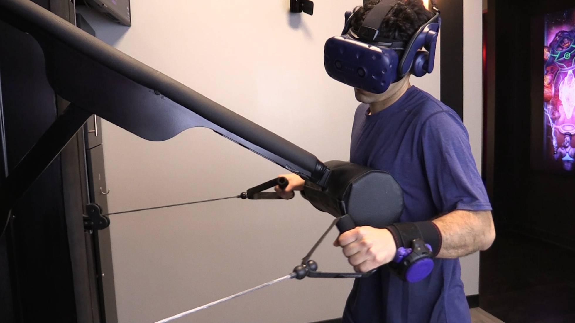 ¿Puede la realidad virtual lograr que vayamos más al gimnasio?