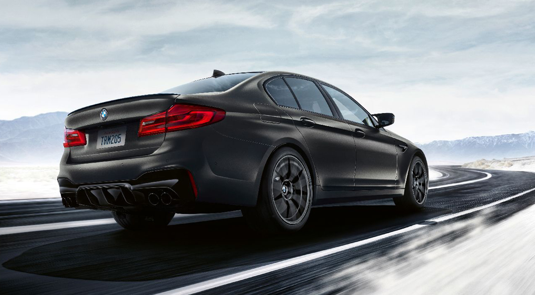 BMW M5 Edición 35 Aniversario: 350 unidades de celebración